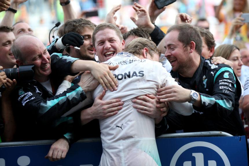F1: Wyniki Grand Prix Europy