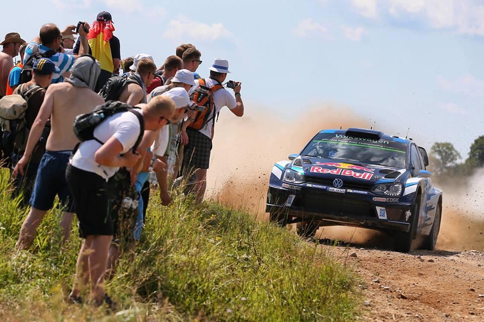 WRC - PZM 73. Rajd Polski - podsumowanie dnia