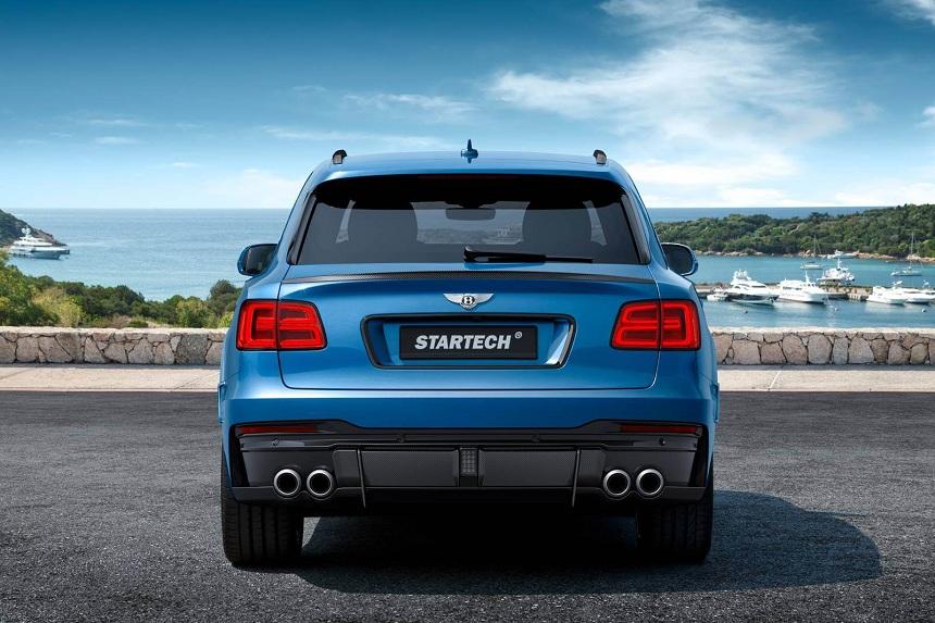 Bentley Bentayga V12 by StarTech