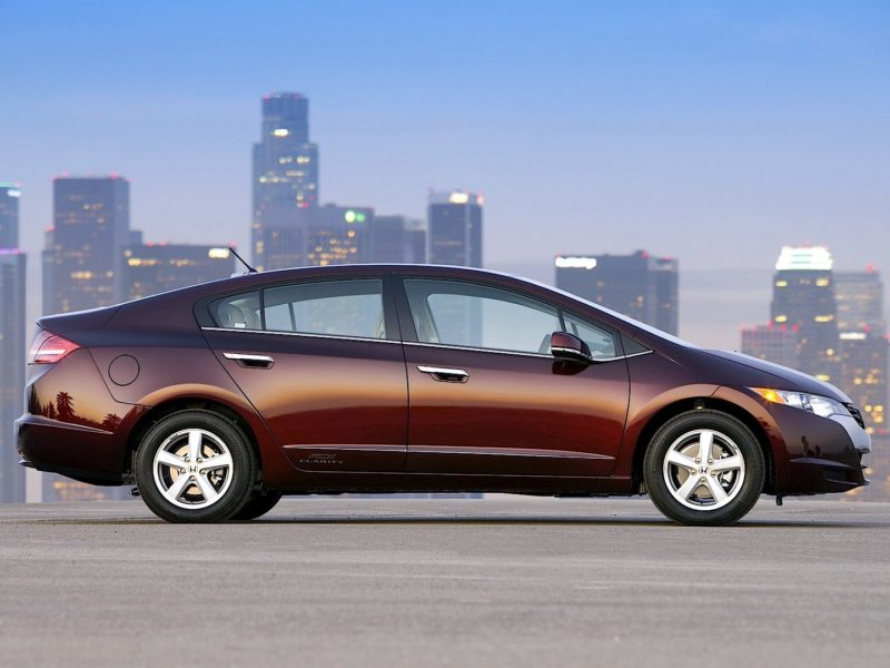 Egzotycznie #3: Honda FCX Clarity