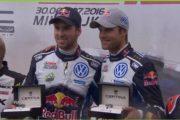 WRC - 73. Rajd Polski - Podsumowanie - Mikkelsen wygrywa