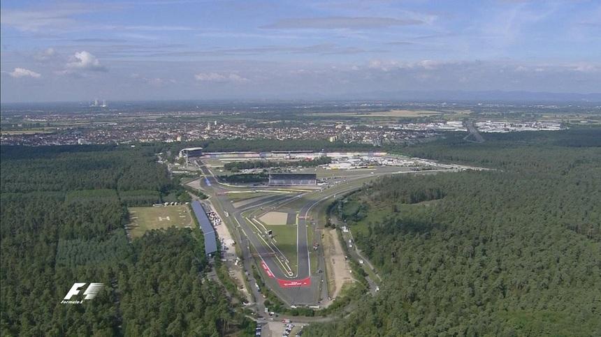 F1 - GP Niemiec - historia wyścigów Formuły 1