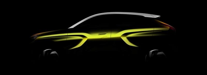 Łada XCode - Rosjanie chcą podbić segment SUV