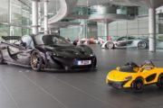 McLaren P1 - nowy, w pełni elektryczny i... dla dzieci