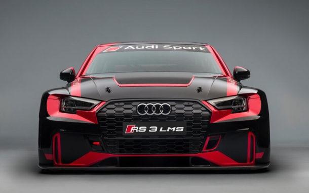 Audi RS3 dołączy do rywalizacji w serii TCR w 2017