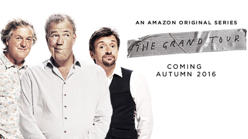 Znamy datę premiery The Grand Tour!