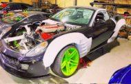 Ferrari 599 GTB driftowozem? Daigo Saito zaskakuje