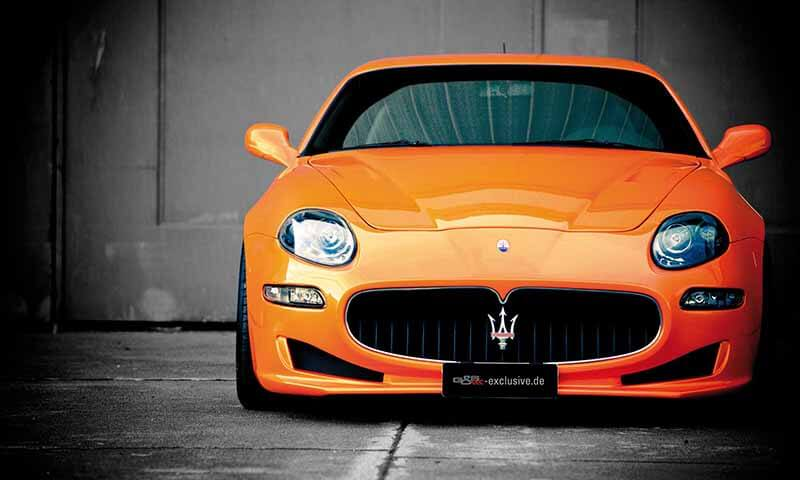 Maserati 4200 GT Cambiocorsa tuned by G&S