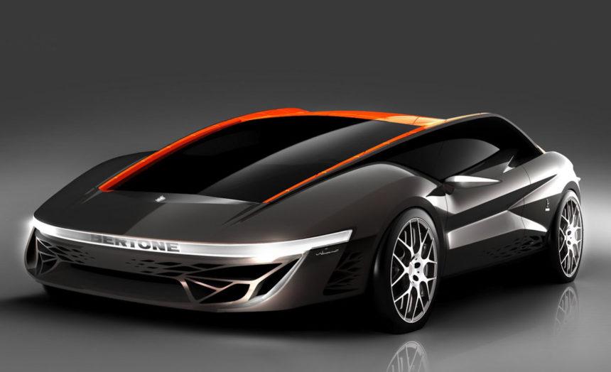 Samochody przyszłości - Bertone Nuccio Concept