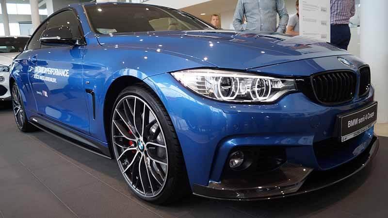 BMW 440i xDrive w BMW Gazda Gliwice