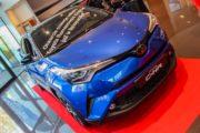 Toyota CH-R - co oferuje nowy crossover Japończyków?