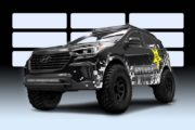 Hyundai Santa Fe - terenowe monstrum na SEMA 2016