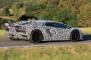 Nowe Lamborghini Aventador testowane na Nurburgringu