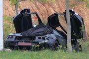 McLaren P14 - prototyp testowany w Europie