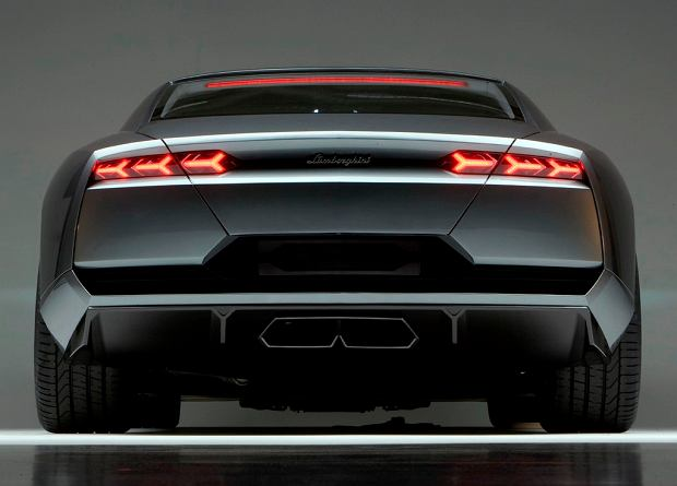 Lamborghini wprowadzi na rynek sedana?