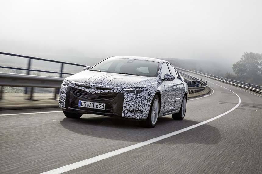 Nowy Opel Insignia - lżejszy, zwinniejszy i bardziej dynamiczny