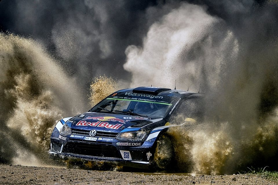 WRC: Rajd Australii dla Mikkelsena i Jaegera!
