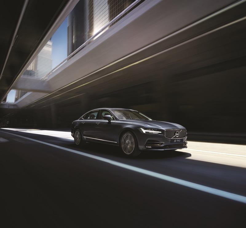 Nowe Volvo S90 - klimat prywatnego odrzutowca