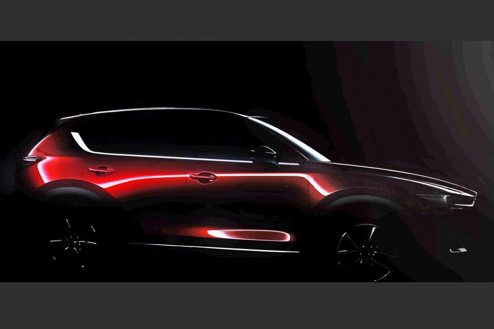 Mazda CX-5 2017 - łączy wyrafinowanie i siłę