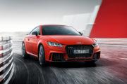Audi TT RS - małe, zwinne i bardziej rasowe