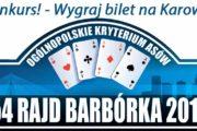 Rajd Barbórka - Wygraj bilet na kultowy OS Karowa!