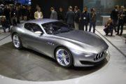 Elektryczne Maserati Alfieri zadebiutuje w 2020 roku