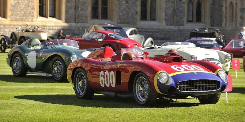 TOP10 najdroższych aut sprzedanych na aukcji
