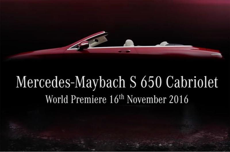 Mercedes-Maybach S650 - luksus w czystej postaci