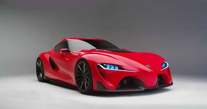 Toyota Supra/FT-1 2018 - ujawniamy kilka faktów