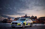 Szwedzka policja będzie używać nowych Volvo V90 jako radiowozów