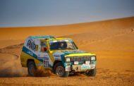 Nissan Patrol - powrót z motoryzacyjnego grobu ...