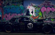 Mustang rtr Hoonicorn, Matt LeBlanc i Ken Block w Londynie