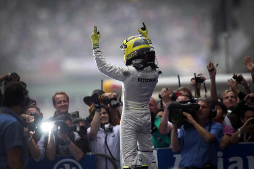 Rosberg rozstaje się z F1!
