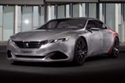 Peugeot Exalt Concept - dzieło pełne pasji
