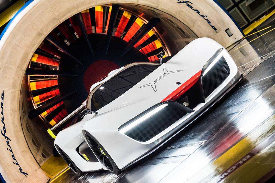 H2Speed Pininfarina - Concept roku 2016