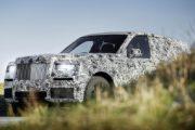 Rolls-Royce Cullinan - moda na SUV-y trwa