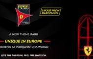 Ferrari Land będzie ponownie otwarty 7 kwietnia.