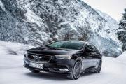 Nowy Opel Insignia Grand Sport: nie trzeba obawiać się zimowych chłodów
