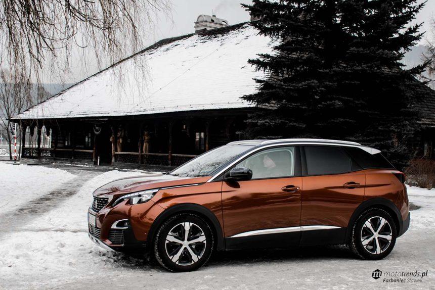 Peugeot 3008 test redakcji mototrends.pl
