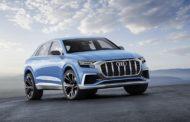 Audi Q8 Concept - nowoczesna definicja SUV-a