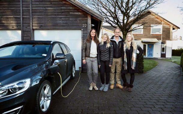 Innowacje Volvo - pierwsza autonomiczna rodzina