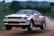 Toyota - Rajdowa historia lat 80-tych