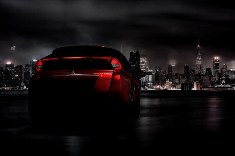 Mitsubishi Eclipse Cross - stara nazwa, nowy samochód