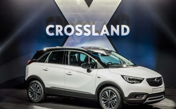 Opel Crossland X - drugi SUV z Rüsselsheim