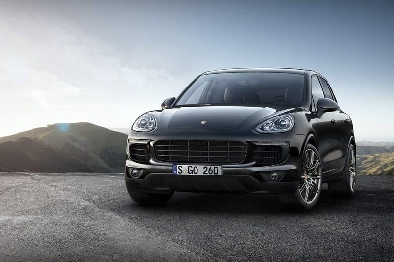 Porsche poszerza gamę Platinum Edition o modele Cayenne S i S Diesel