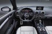 Nowe Audi RS3 Sportback - lżejsze, szybsze i ... lepsze?