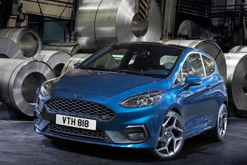Nowy Ford Fiesta ST - maluch z dużym potencjałem