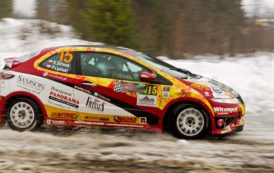Tint Rally Team na Ukrainie - Rally Zymovi Vershyny 2017