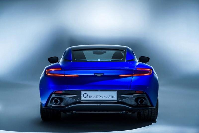 DB11 Q by Aston Martin - inne oblicze samochodu Agenta 007