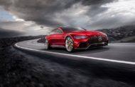 Genewa: Mercedes-AMG GT Concept - Panamera w opałach?